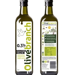 Picture of Extra Virgin Olive Oil (500ml)