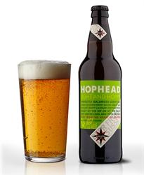 Picture of Darkstar 'Hophead' Ale (500ml)