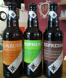 Picture of Darkstar Mixed Ale Selection (3 x 500ml)
