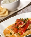 Picture of Vegetarian Red Thai Curry