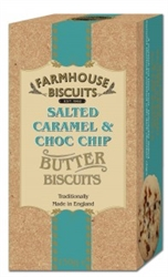 Picture of Salted Caramel & Choc Chip Biscuits (150g)