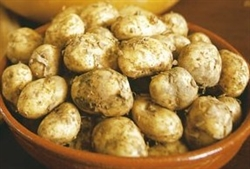 Picture of Best Jersey Royal Potatoes (1kg)