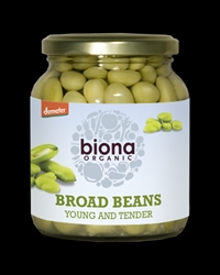 Picture of Biona Broad Beans 350g