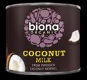 Picture of Biona Coconut Milk (200g)