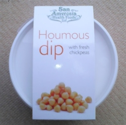 Picture of San Amvrosia Houmous (340g)