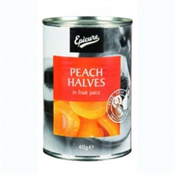 Picture of Peach Halves (411g)