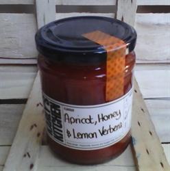 Picture of Apricot & Lemon Verbena Jam (340g)