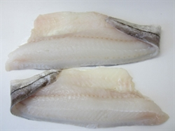 Picture of Haddock Fillets (apx 400g - £18 / kg)