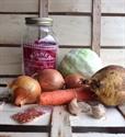 Picture of Kimchi Style Sauerkraut