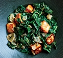 Picture of Paneer & Spinach (Saag Paneer)
