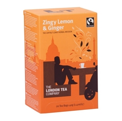 Picture of Zingy Lemon & Ginger Tea