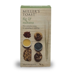 Picture of Fig & Sultana Millers Toast (100g)