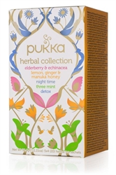 Picture of Pukka Herbal Tea Selection