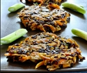 Picture of Black Pudding & Carrot Fritters
