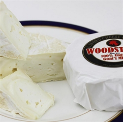 Picture of Woodstock Goat Camembert (150g)