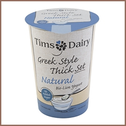 Picture of Greek Style Thick Set Yogurt 450g