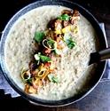 Picture of Creamy Leek & Mushroom Soup