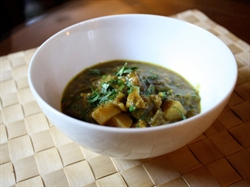 Picture of Green Tomato Curry