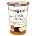 Picture of Greek Style Thick Set Yogurt Toasted Coconut 450g
