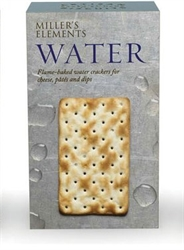 Picture of Miller's Elements Water Crackers (100g)