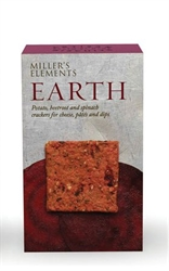 Picture of Miller's Elements Earth Crackers (100g)
