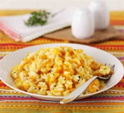 Picture of Carrot & Thyme Risotto