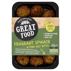 Picture of Spinach & Pinenut Bites (200g)