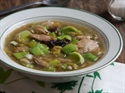 Picture of Cock-a-leekie Soup