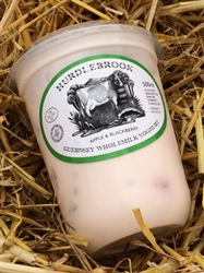 Picture of Fruit Yoghurt, Apple and Blackberry (500ml)