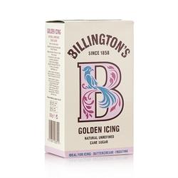 Picture of Billingtons Golden Icing Sugar (500g)