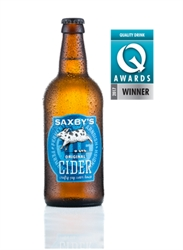 Picture of Saxby's Original Cider (500ml - 5%)