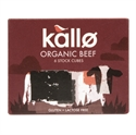 Picture of Kallo Beef Stock Cubes (6 x 10g)