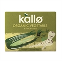 Picture of Kallo Vegetable Stock Cubes (6 x 10g)