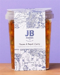 Picture of Tuvar & Papdi Curry (300g)