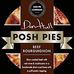 Picture of Beef Bourguignon Posh Pie (275g)