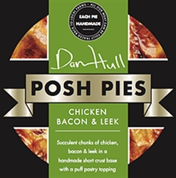 Picture of Chicken, Bacon & Leek Pie (275g)