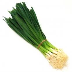 Picture of Baby Leeks, bunched (apx 10 head)