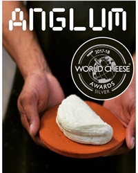 Picture of Anglum Ewe's Milk Halloumi Style Cheese (apx. 275g)