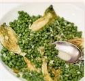 Picture of Braised Lettuce & Peas