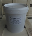 Picture of Large Tub of Raw Honey (1.362kg)