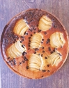 Picture of Pear & Chocolate Tart