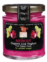 Picture of Beetroot Yogurt 170g