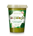 Picture of Spinach, Kale & Garlic Soup (600g)