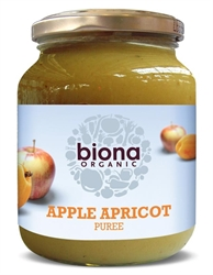 Picture of Apple & Apricot Puree (360g)
