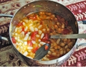 Picture of Haricot Beans with Mediterranean Seasoning