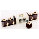 Picture of Christmas Pudding Truffles (100g)