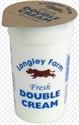 Picture of Fresh Double Cream (250ml)