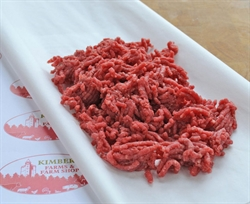 Picture of Veal Mince (500g avg, £11.61 / kg)