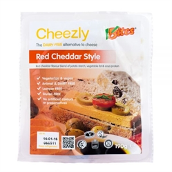 Picture of Cheezly Red Cheddar (190g)