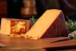 Picture of Dorset Red Cheese (190g)